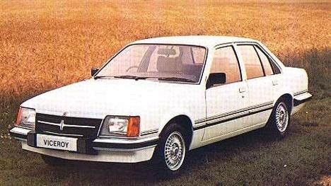Vauxhall Viceroy 1978 - 1982 Sedan #7