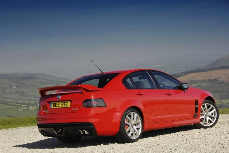 Vauxhall VXR8 2007 - 2009 Sedan #7