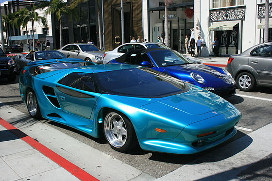 Vector M12 1996 - 2000 Coupe #2