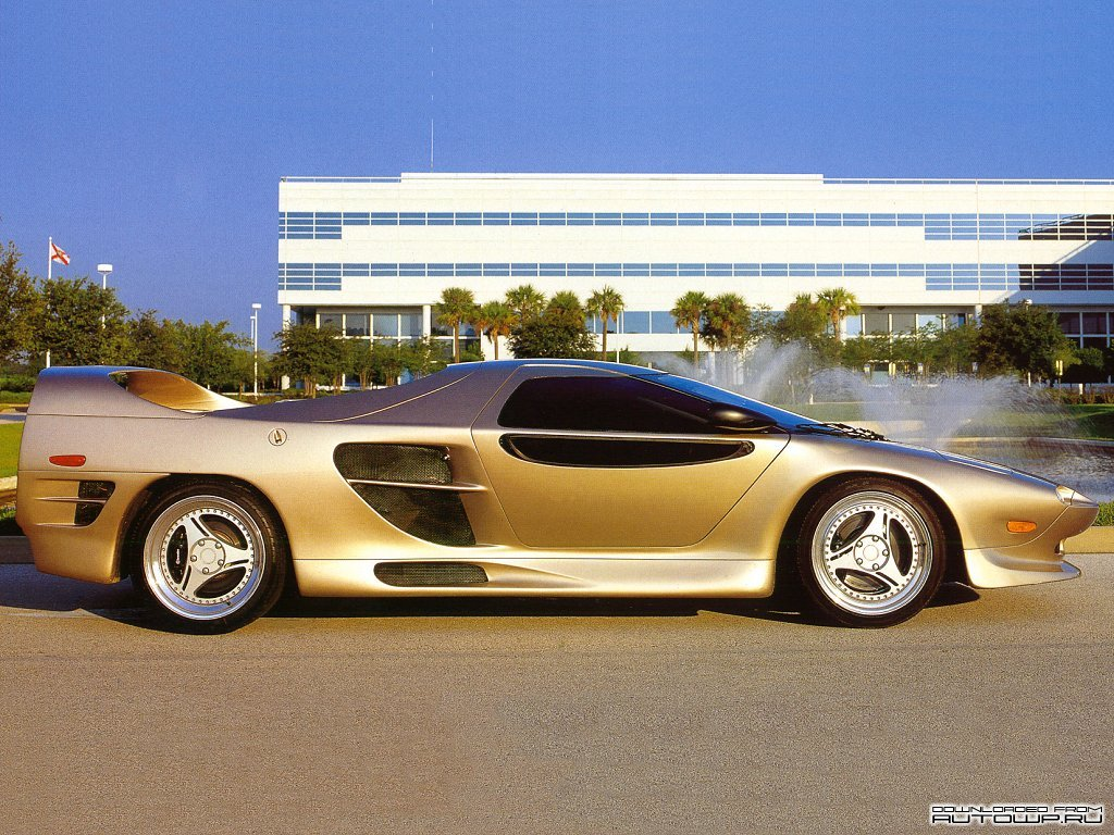 Vector M12 1996 - 2000 Coupe #3