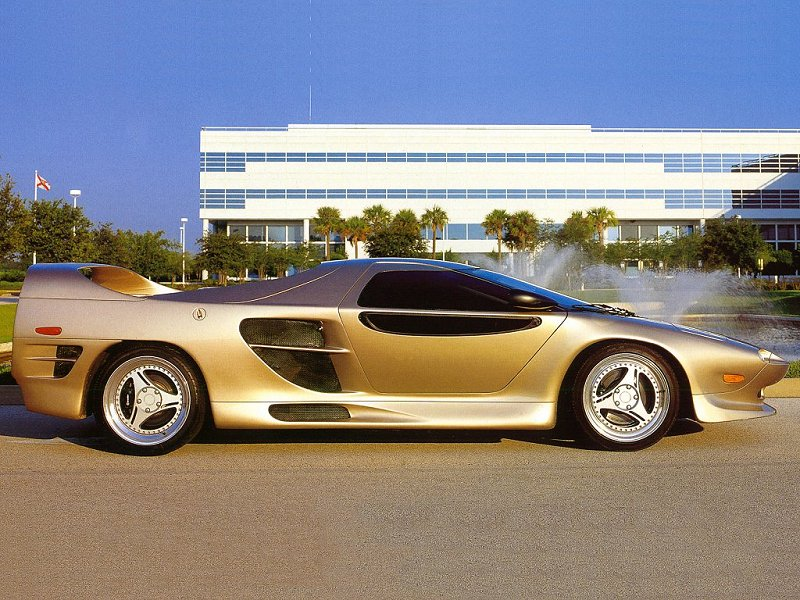 Vector M12 1996 - 2000 Coupe #7