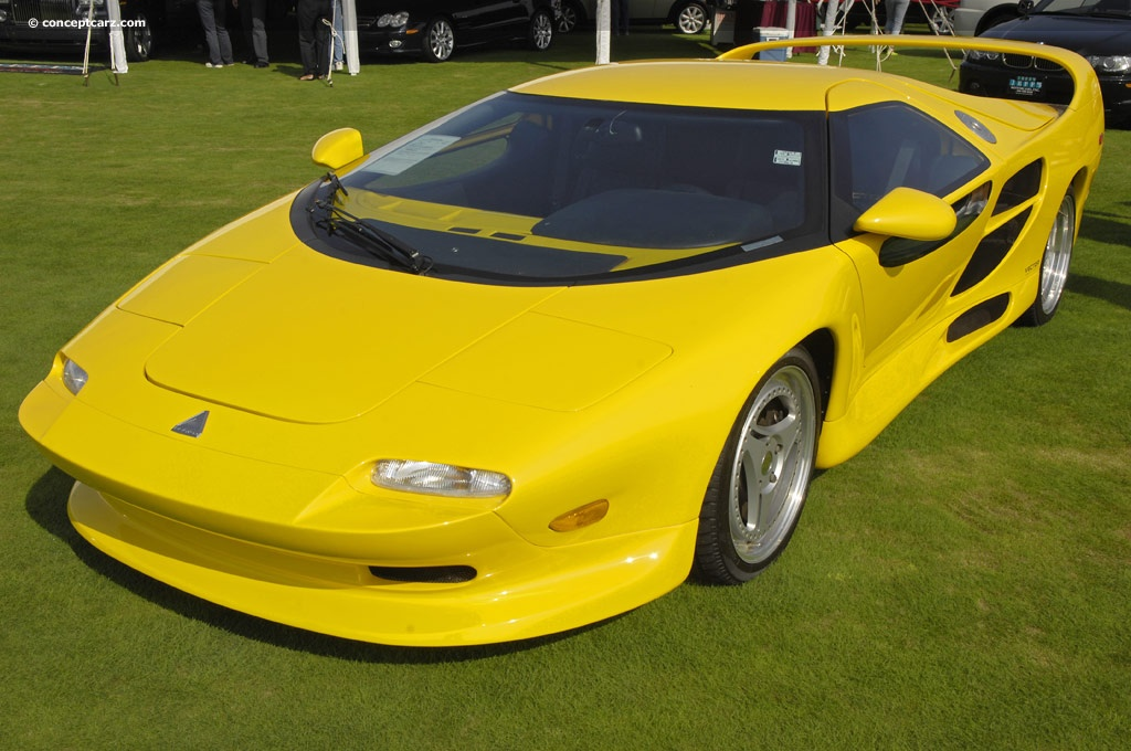 Vector M12 1996 - 2000 Coupe #4