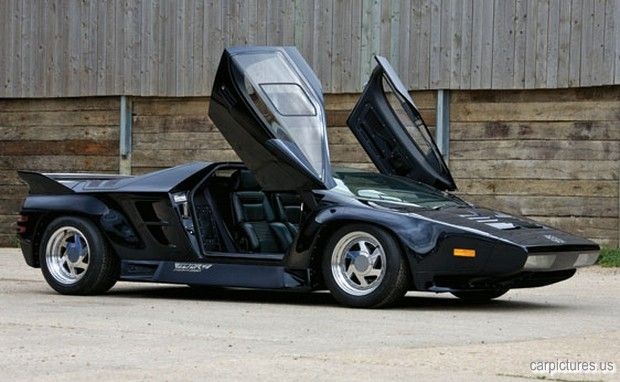 Vector W8 Twin Turbo 1989 - 1994 Coupe #3