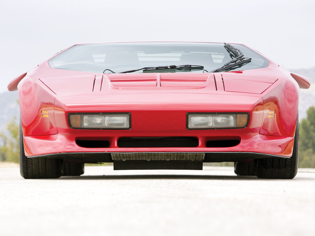Vector W8 Twin Turbo 1989 - 1994 Coupe #2