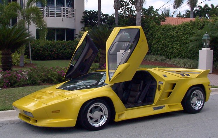 Vector W8 Twin Turbo 1989 - 1994 Coupe #7