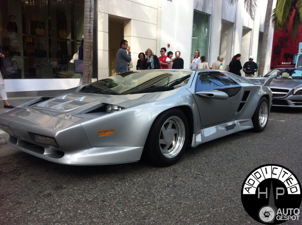 Vector W8 Twin Turbo 1989 - 1994 Coupe #6