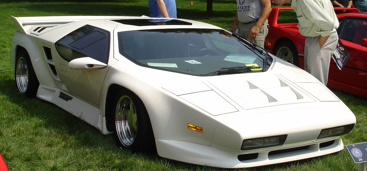 Vector W8 Twin Turbo 1989 - 1994 Coupe #8