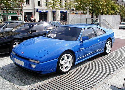 Venturi 210 1984 - 1995 Coupe #7