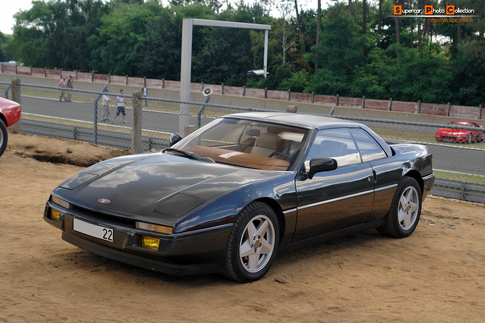 Venturi 210 1984 - 1995 Coupe #4