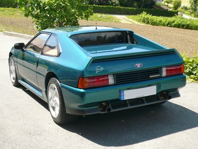 Venturi 210 1984 - 1995 Coupe #5