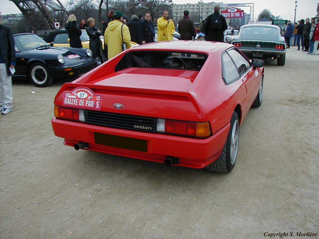 Venturi 210 1984 - 1995 Coupe #1