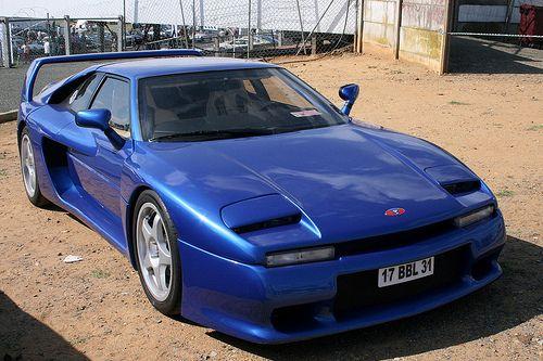 Venturi 400 GT 1994 - 1998 Coupe #1