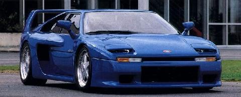Venturi 400 GT 1994 - 1998 Coupe #4