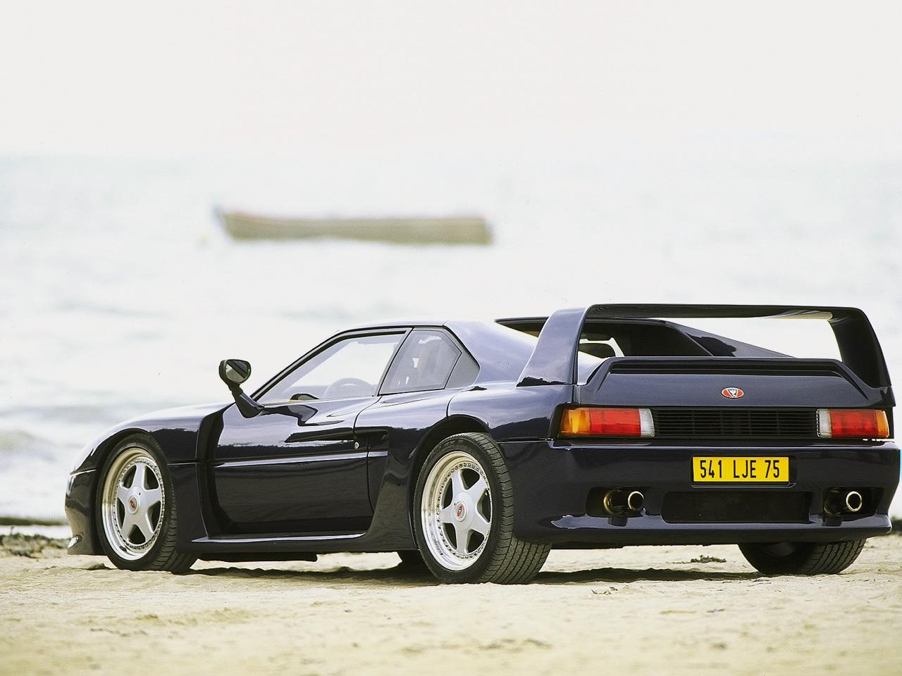 Venturi 400 GT 1994 - 1998 Coupe #3