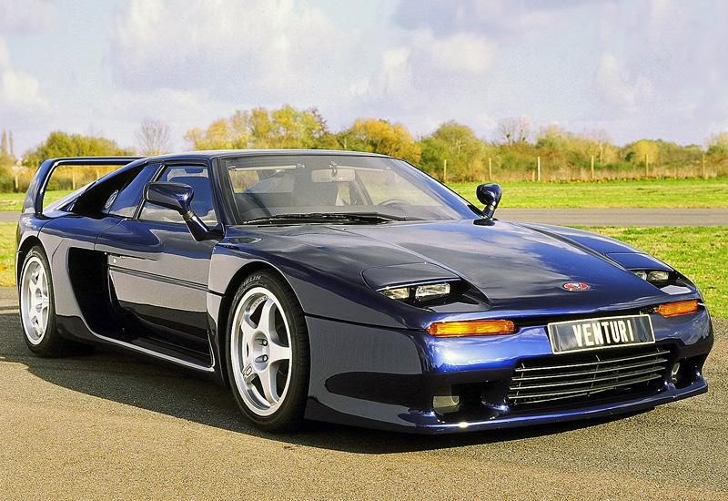 Venturi 400 GT 1994 - 1998 Coupe #6
