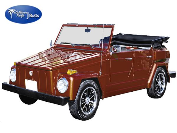 Volkswagen 181 1969 - 1979 Cabriolet #2