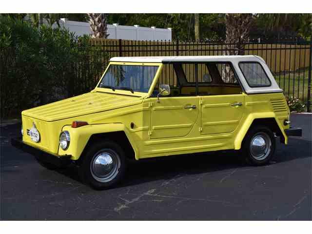 Volkswagen 181 1969 - 1979 Cabriolet #4