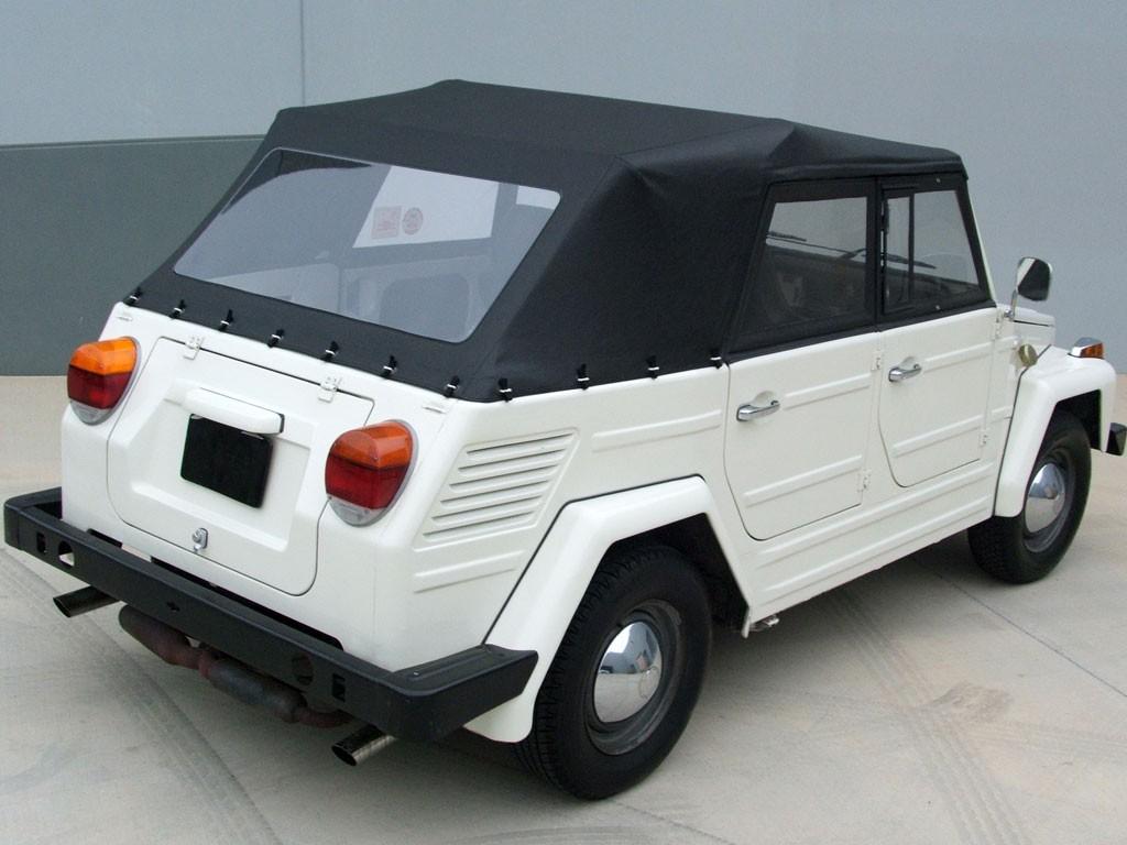 Volkswagen 181 1969 - 1979 Cabriolet #1