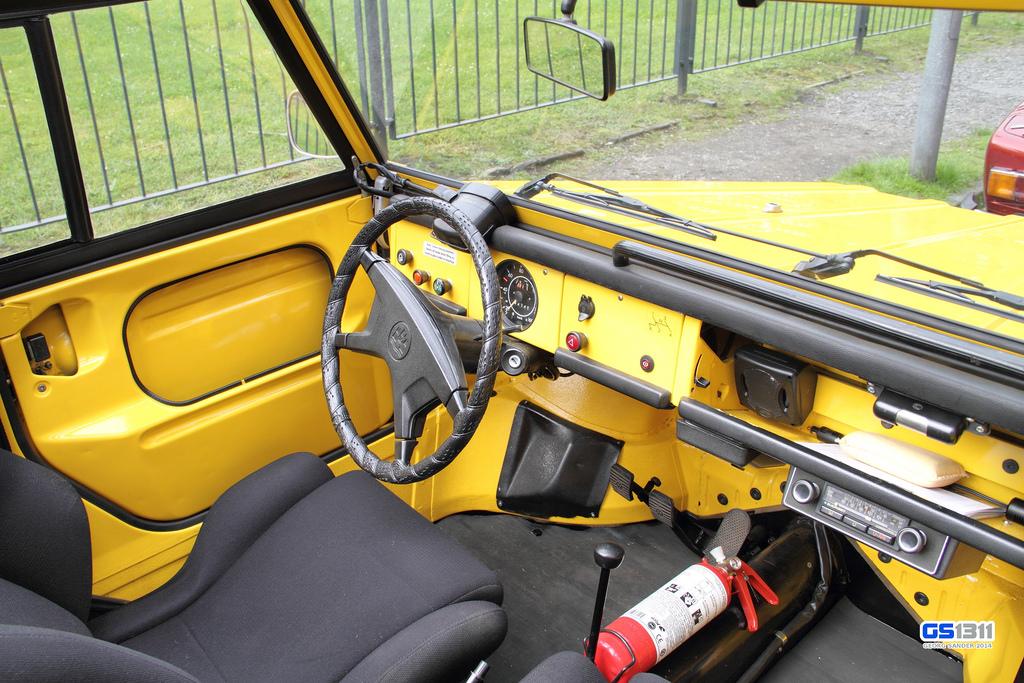 Volkswagen 181 1969 - 1979 Cabriolet #5