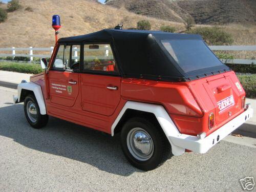Volkswagen 181 1969 - 1979 Cabriolet #6