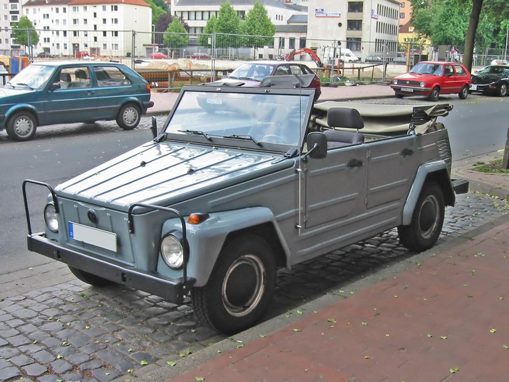 Volkswagen 181 1969 - 1979 Cabriolet #7