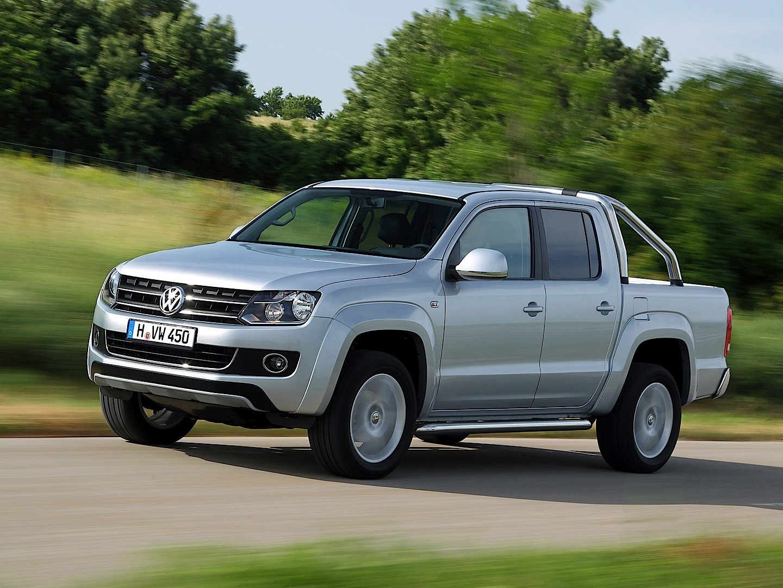 Volkswagen Amarok I 2010 - 2016 Pickup #2