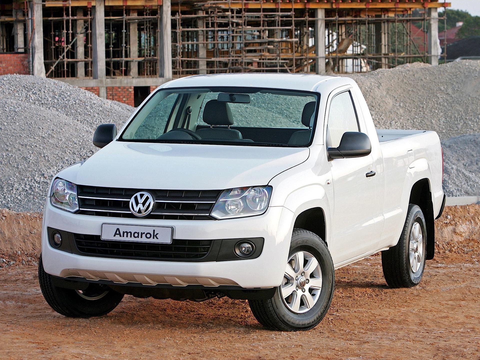 Volkswagen Amarok I 2010 - 2016 Pickup #1