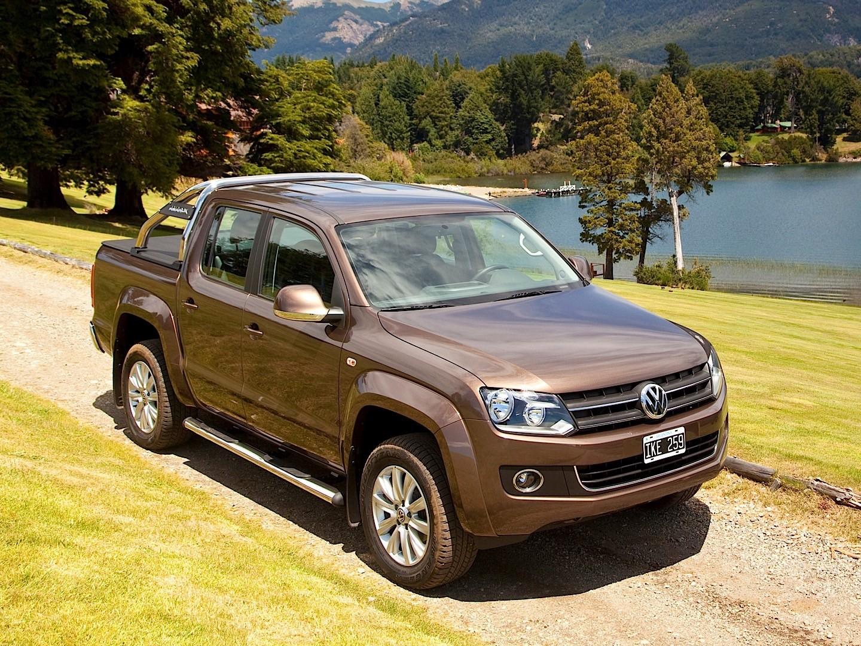 Volkswagen Amarok I 2010 - 2016 Pickup #3