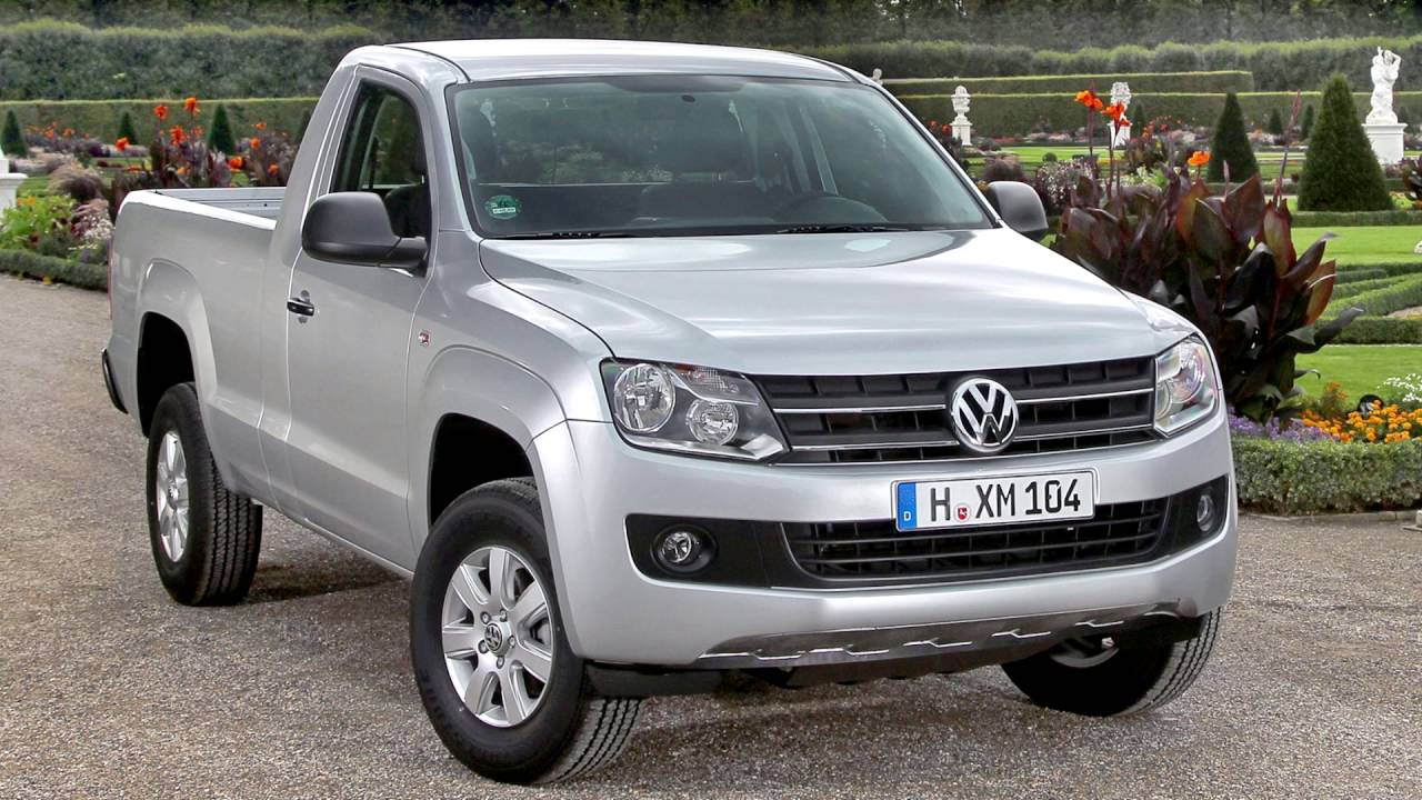 Volkswagen Amarok I 2010 - 2016 Pickup #7