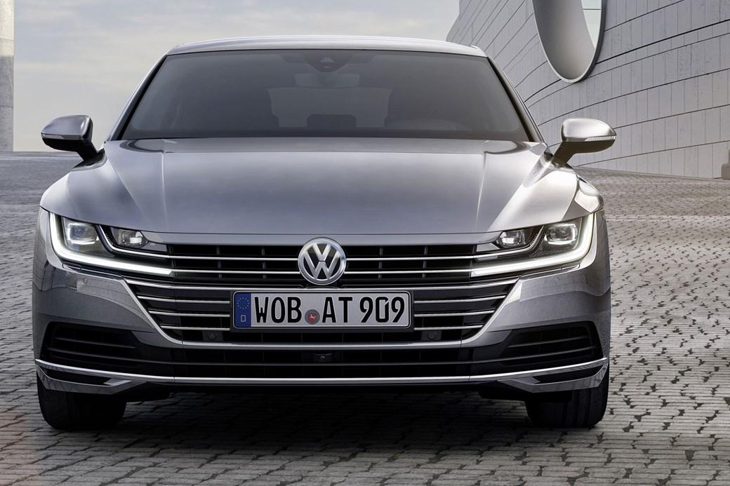 Volkswagen Arteon I 2017 - now Liftback #3