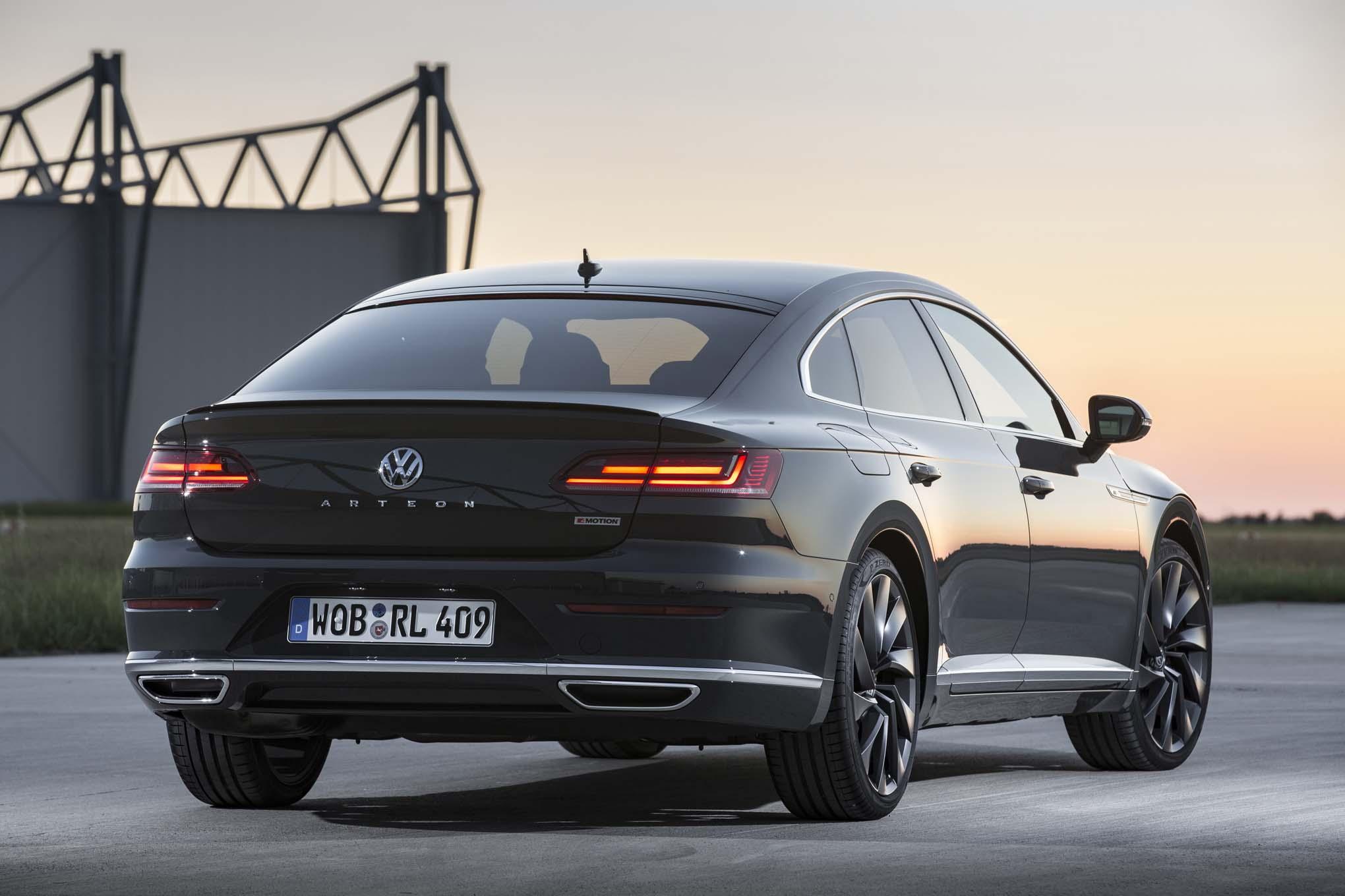 Volkswagen Arteon I 2017 - now Liftback #5