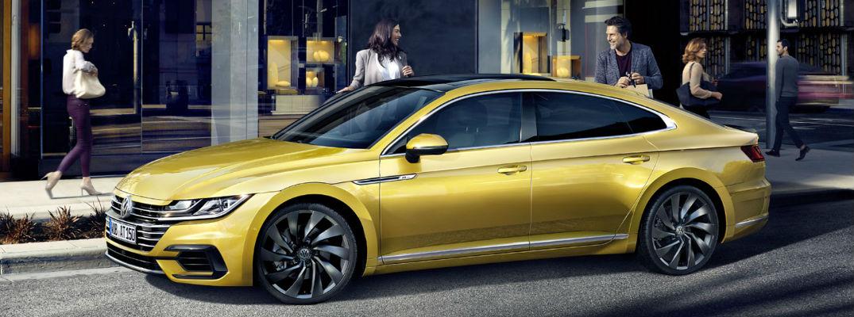 Volkswagen Arteon I 2017 - now Liftback #8