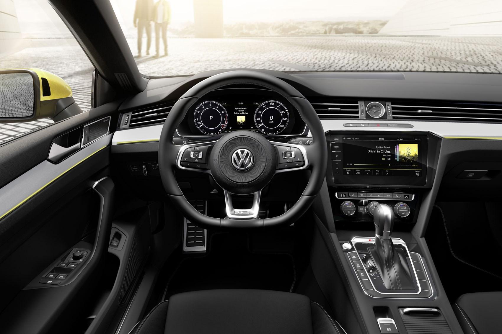 Volkswagen Arteon I 2017 - now Liftback #2