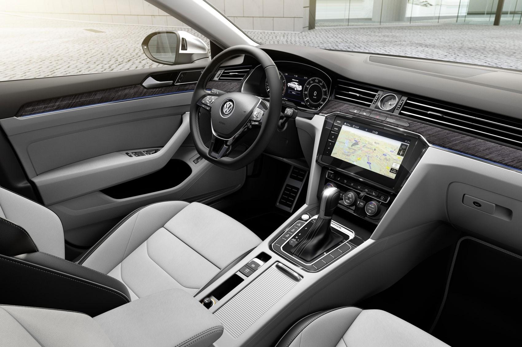 Volkswagen Arteon I 2017 - now Liftback #1