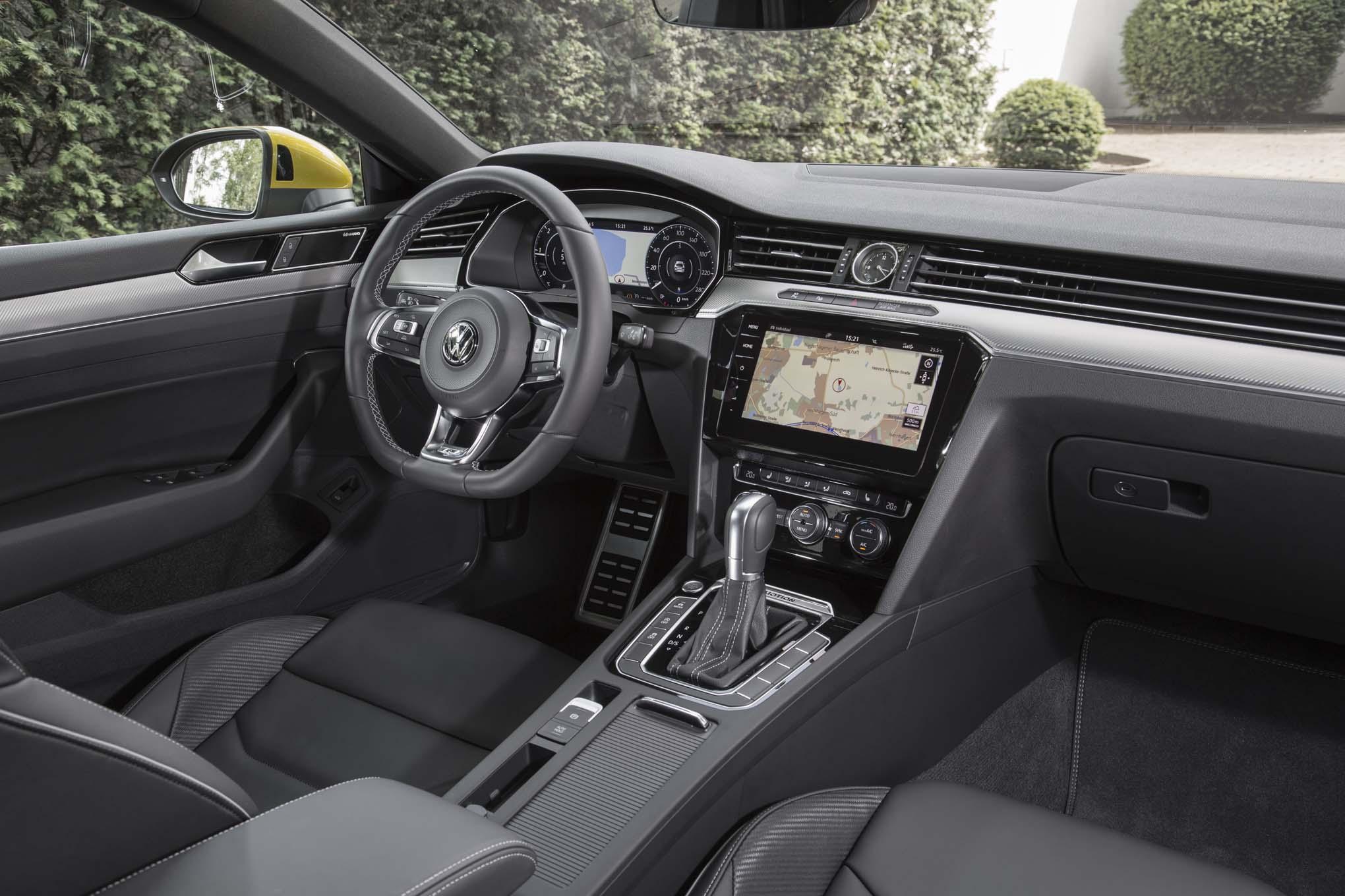 Volkswagen Arteon I 2017 - now Liftback #6