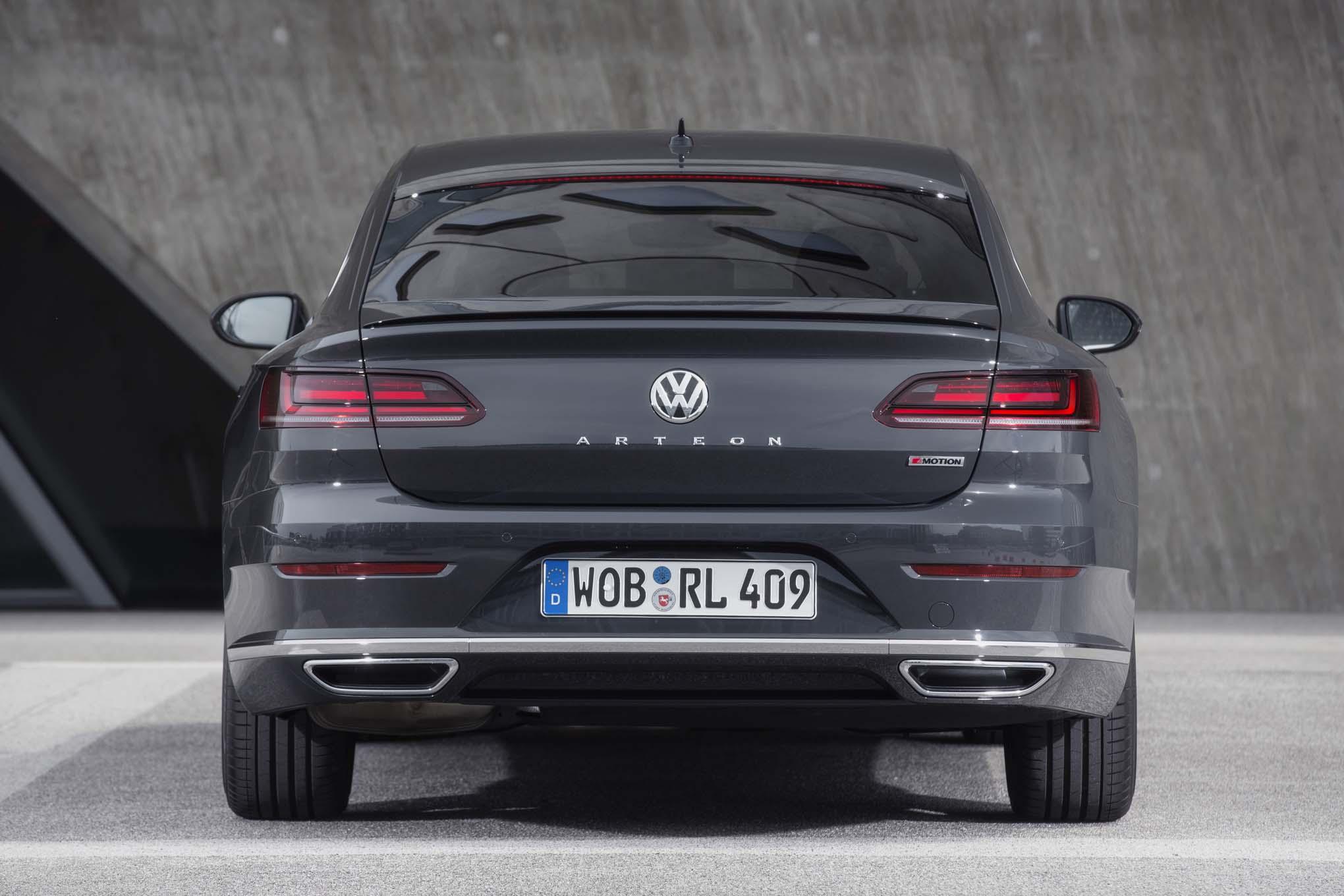 Volkswagen Arteon I 2017 - now Liftback #7