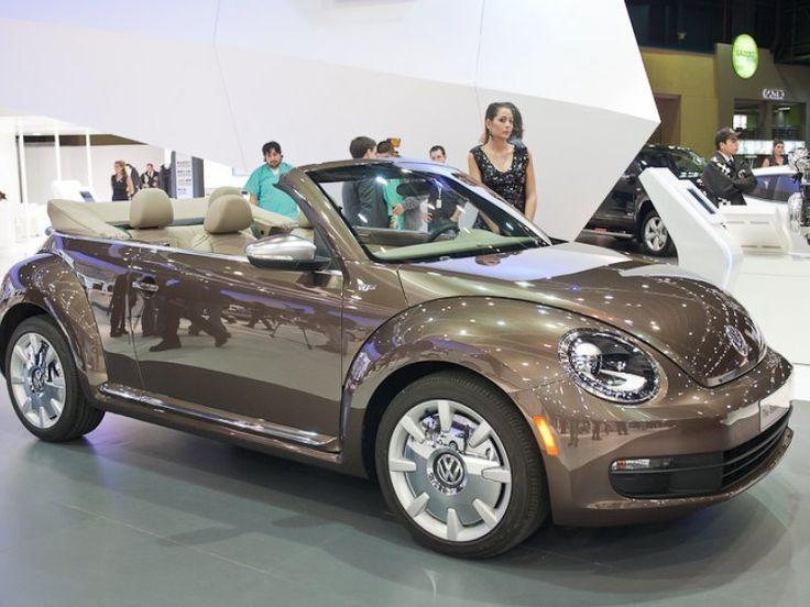Volkswagen Beetle I (A4) 1998 - 2005 Cabriolet #3