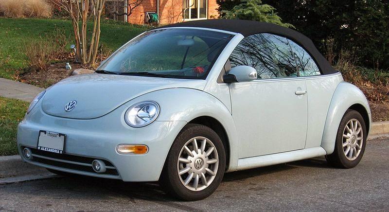 Volkswagen Beetle I (A4) Restyling 2005 - 2010 Cabriolet #1