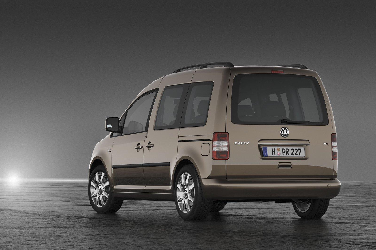 Volkswagen Caddy III 2004 - 2010 Compact MPV #4