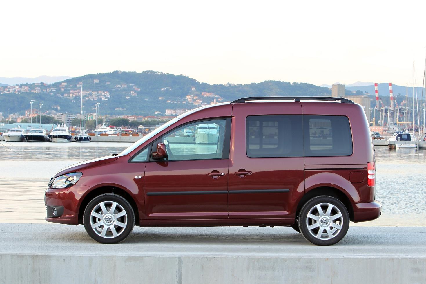 Volkswagen Caddy III 2004 - 2010 Compact MPV #2