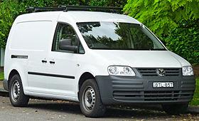 Volkswagen Caddy III 2004 - 2010 Compact MPV #8