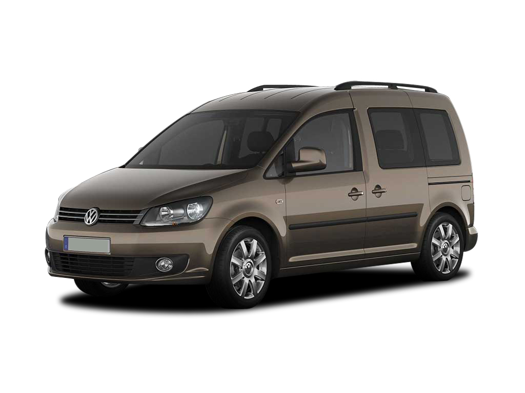 Volkswagen Caddy IV 2015 - now Compact MPV #5