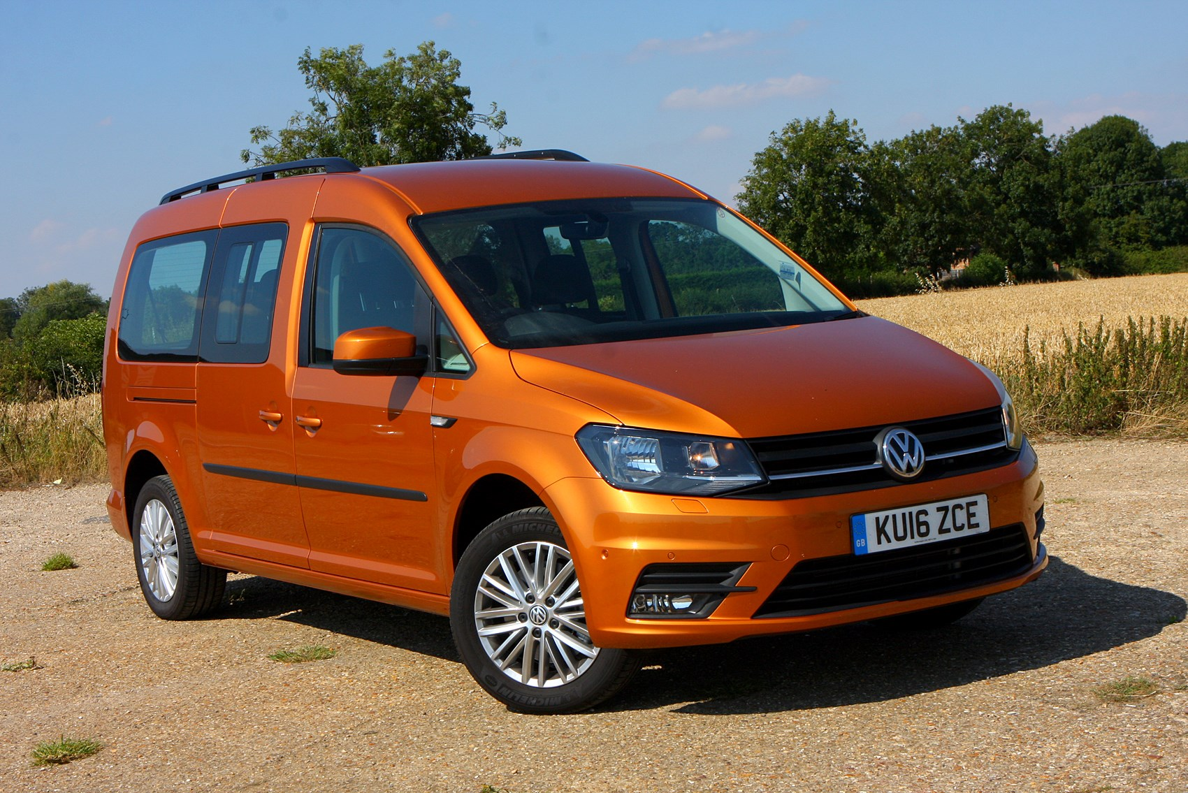 Volkswagen Caddy IV 2015 - now Compact MPV #2