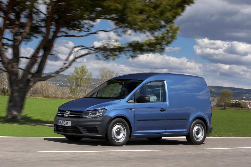 Volkswagen Caddy IV 2015 - now Compact MPV #1