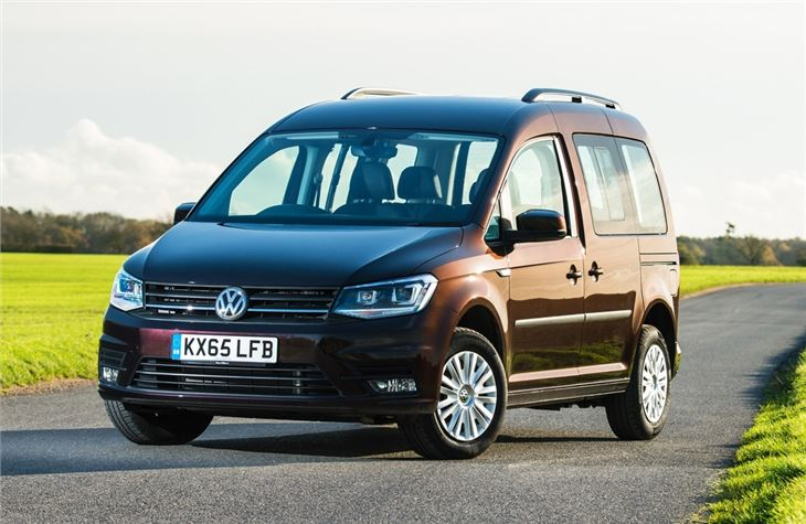 Volkswagen Caddy IV 2015 - now Compact MPV #4