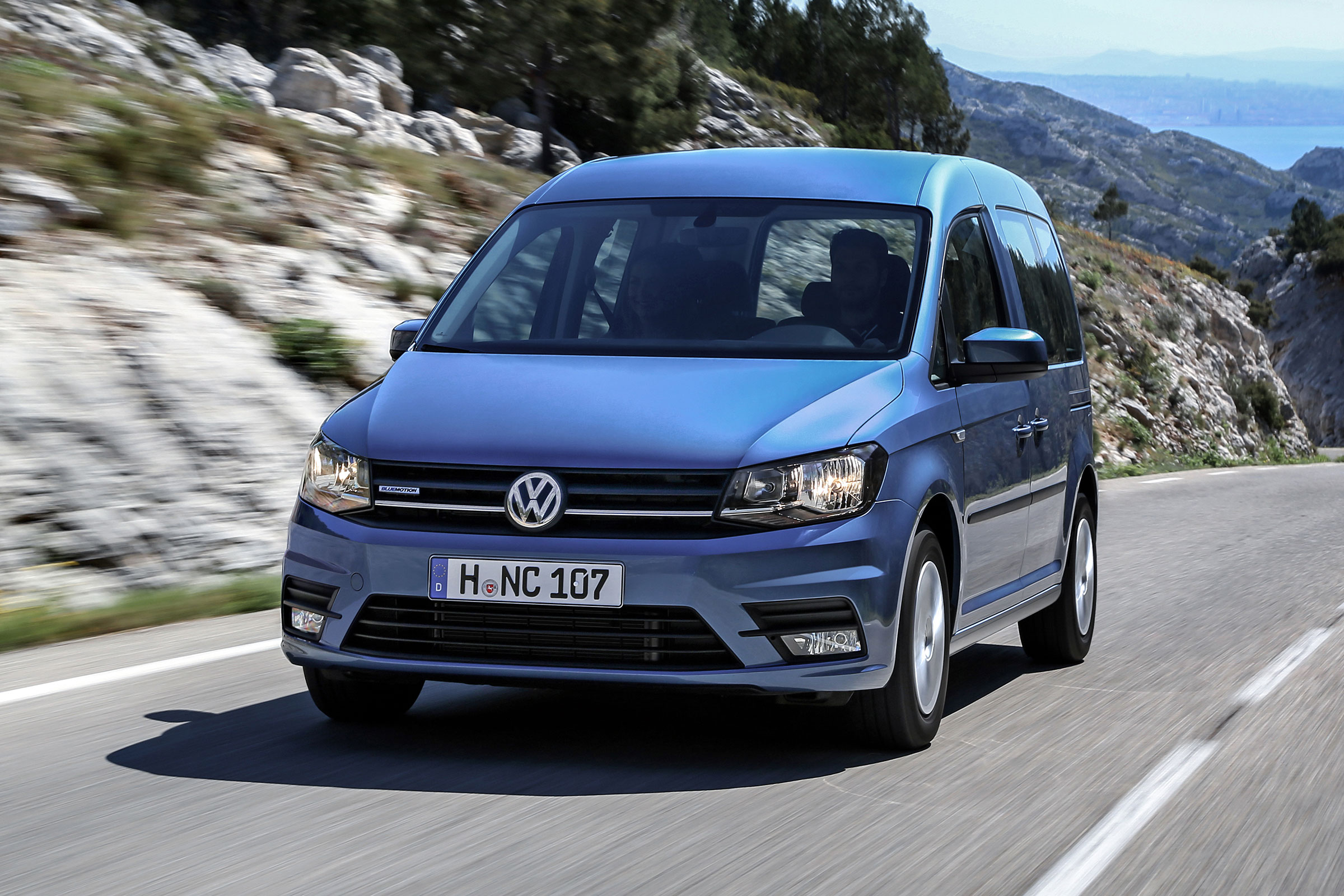 Volkswagen Caddy IV 2015 - now Compact MPV #6