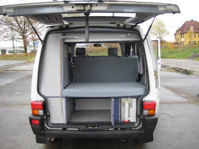 Volkswagen California T4 1991 - 2003 Minivan #3