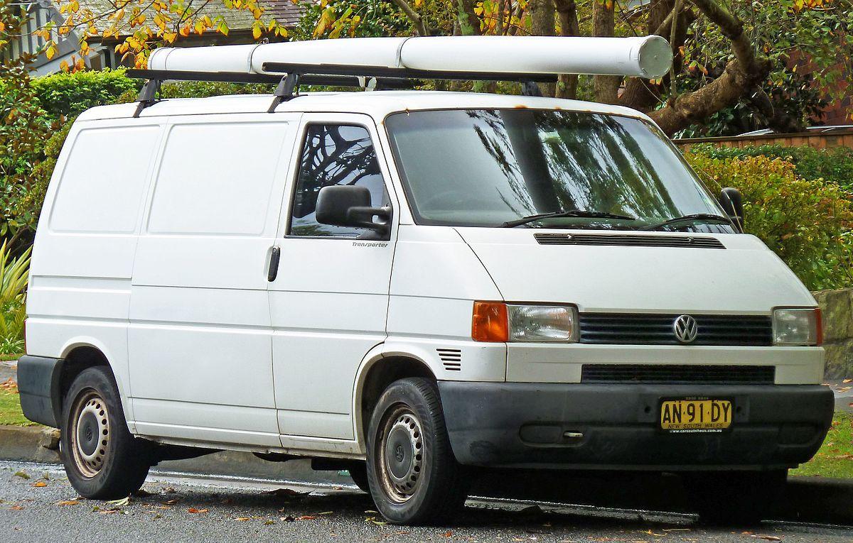 Volkswagen California T4 1991 - 2003 Minivan #4