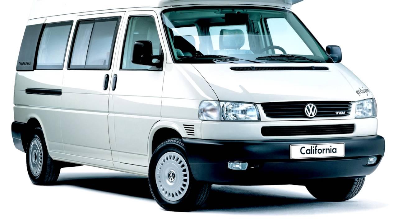 Volkswagen California T4 1991 - 2003 Minivan #1