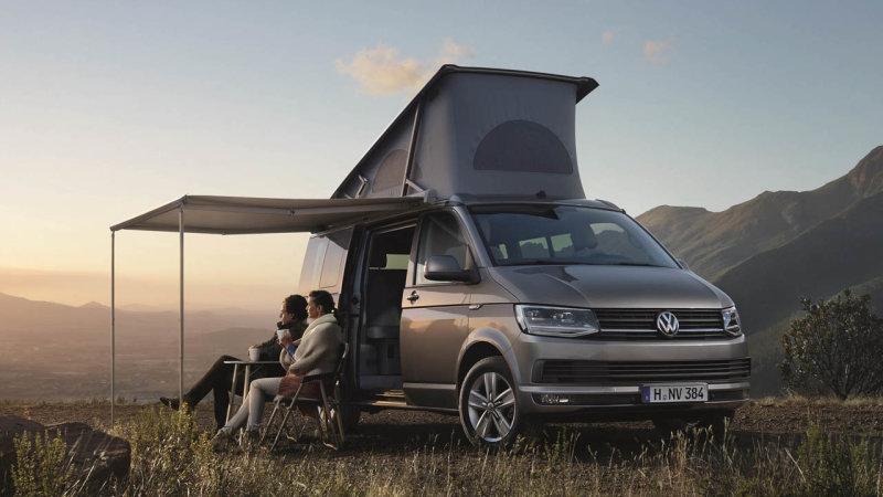 Volkswagen California T6 2015 - now Minivan #5